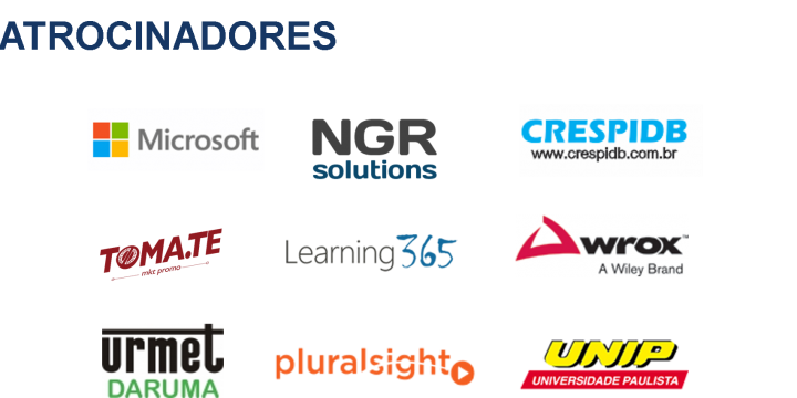 Patrocinadores SQLSaturday
